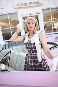 Cadillac Alumni Photoshoot