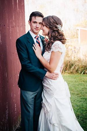 Josh and Lydia Crane