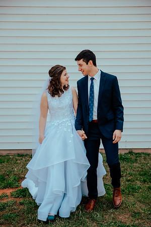 Julia and Stephen Wedding