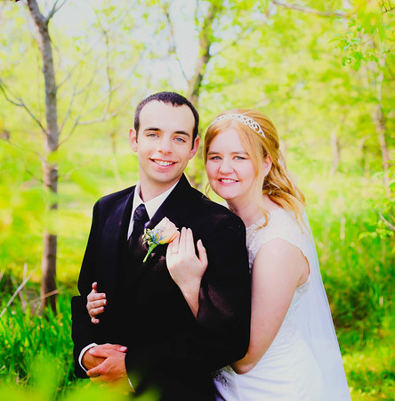 Zachary and Ashley Zimmerman