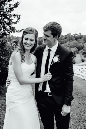 Grace and Nathan Clark