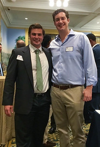 Jason Torey '09 and Doug Beyer '08