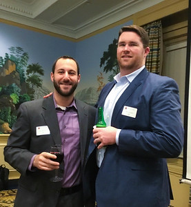 Eric Meyers '08 and Ben Lyons '06