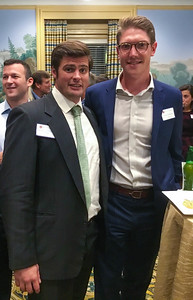 Jason Torey '09 and Donal Flaherty '10