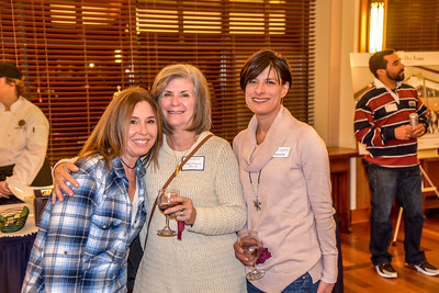 Kim Whitty P'16, Marie Delnicki P'81, 87, Karen Detora P'12