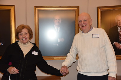 Dottie Graham P'84, '85 and Gerry Graham P'84, '85