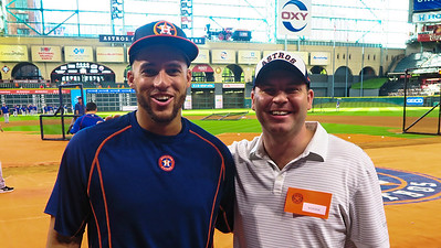 George Springer '08, and Tyler Bambrick '07