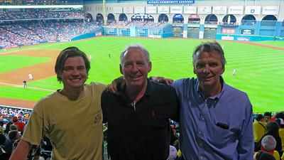 Mark Driscoll, Kevin Driscoll '72 P'08, and Mark Driscoll '73