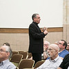 "Fr. Dave Dwyer, CSP, gave a two-part workshop on ""Leaving the Upper Room: How the Church Needs to Reach Out to the Millennial Generation"" on Monday, July 23, 2018 during the Alumni Reunion."