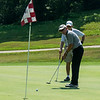 Golf outing at Christmas Lake Golf Course in Santa Claus, IN, during the Alumni Reunion on August 2, 2021.