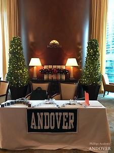 Andover Club of Hong Kong Inaugural Holiday Gathering