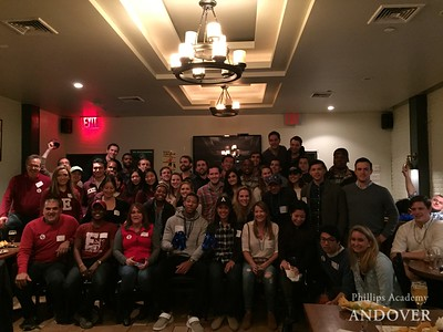 Andover - Exeter Viewing Parties
