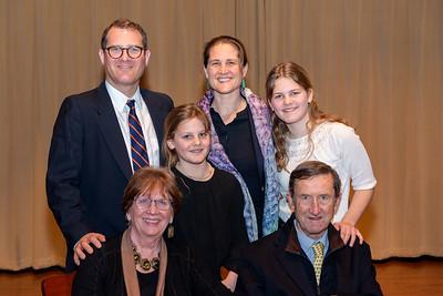 Antony & Elsa Hill Endowed Faculty Chair 1.24.2020