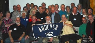 Class of 1962 Reunion at Ridin-Hi Ranch