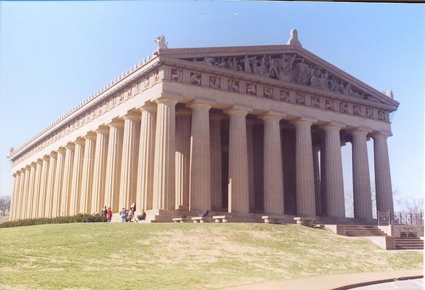 6th Grade Parthenon Trip