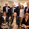 Alumni from the 1950s joined Peter Rona '52 during a visit to Friends on November 9 for a luncheon in the School's cafeteria.