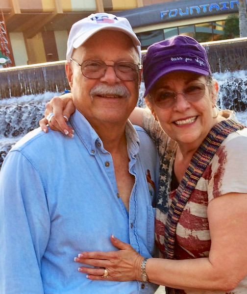 Marsha (Canner) Gegerson '60 and Robert Gegerson '59