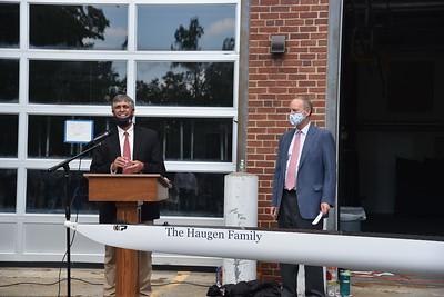 Haugen Boat Dedication