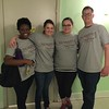 McMurry Serves volunteers in Washington, D.C. helping out the Homeless Children's Playtime Project.