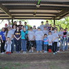 McMurry Serves volunteers at Nelson Park in Abilene helped pick up trash in partnership with Keep Abilene Beautiful.