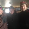 Jeff Lacko '08, Wray Farmin '72 & James Sweitzer '08