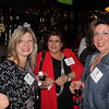Left to right:  Diana O'Blaney P'21, Debbie D'Agastino 'P19, Rose Tamberino P'20