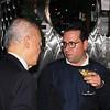 Bob Chen '55 and David Perez '02