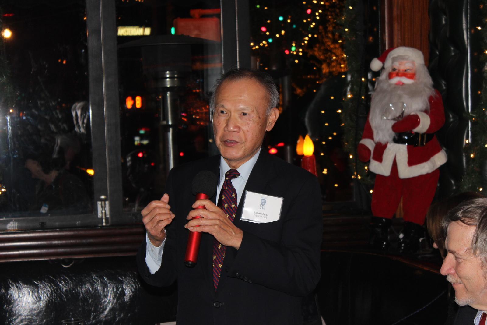 Bob Chen '55