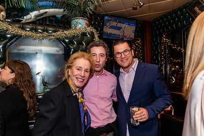 Bettina Murray G'20, Brad Tobin P'20, Marek Pramuka, Assistant Headmaster for Marketing and Admissions
