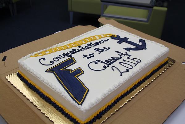 New Alumni Welcome - Seniors 2015