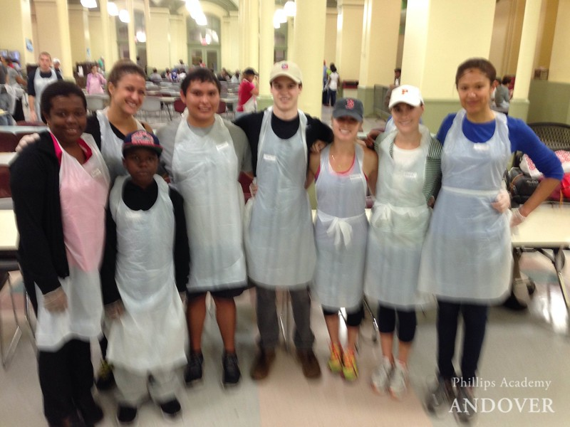 St. Francis Xavier Soup Kitchen in New York