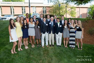 Phelps Scholars 25th Anniversary Celebration