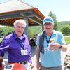 Bob Parke '57 and Racey Gilbert '60