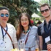 Guohua Wu, (the father of) Katrina Wu '13 and Katrina's boyfriend Christopher Mitilian