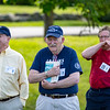 Dick Broughton '54, Bob Cory '63 & Chris Capers '74
