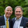 Steve Bluth '83 and Adam Eisen '80