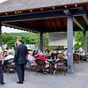 Beer & Wine BBQ, Ledoux Terrace