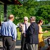 Gathering on the Terrace, Ledoux Terrace