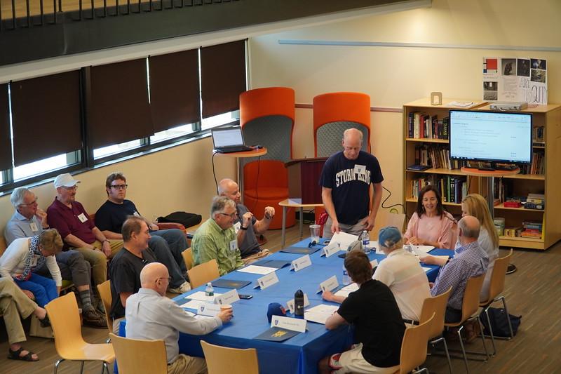 Alumni Association meeting