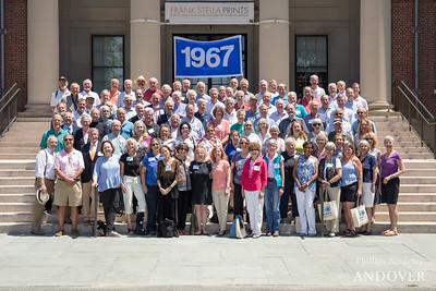 2017 Reunion Weekend Class Photos