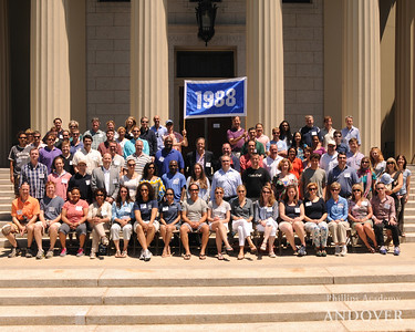 2013 Reunion Class Photos