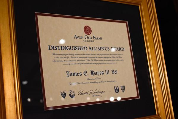 Distinguished Alumni Ceremony