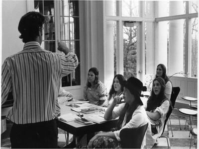 21 - academics - classes in loggia