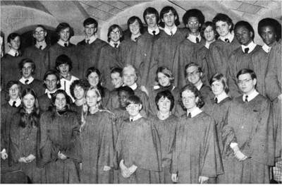 37 - first girls in SM choir