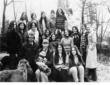 28 - teachers - the Kerricks and Madame Gildea