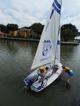 Sailboat Donated by Class of 1961