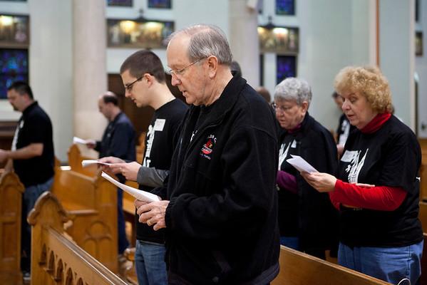Saint Meinrad Alumni Day of Service