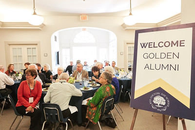 Golden Alumni Lunch