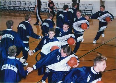"""The Basketball Team '02-'03"""