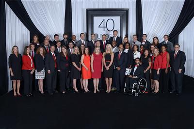 2016 40 Under 40 Awards Luncheon